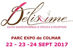 Salon gastronomique Délissime (2017)