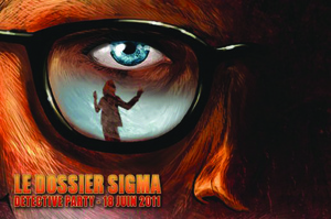 Murder party : Le dossier sigma (2017)