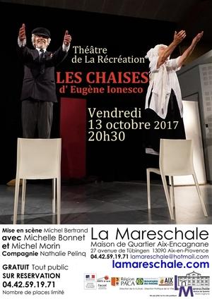 Les Chaises d'Eugène Ionesco (2017)