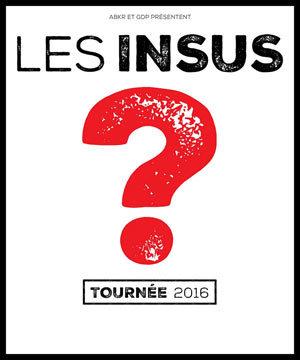 LES INSUS:BUS NANTES+PELOUSE OR (2016)