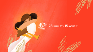 Jazz in Marciac, 40 ans d'amour du jazz ! Marciac (32) du 28 juillet au 15 août 2017 (2017)