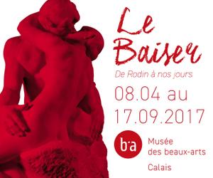 Le Baiser : de Rodin à nos jours (2017)