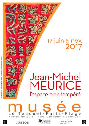 Jean-Michel Meurice, l'espace bien tempéré (2017)
