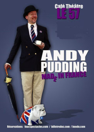 Andy Pudding, Mad in France (2017)