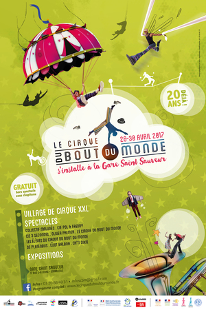 Les 20 ans du Cirque du bout du monde ! (2017)