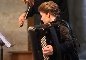 Les grands crus musicaux : Elodie Soulard (accordéon) + Laurent Korcia (violon) (2017)