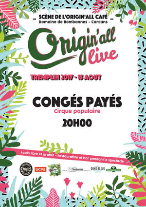 Conges Payes (2017)