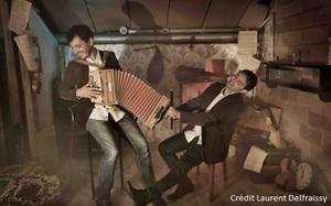 Festival des nuits de nacre / Raconte-moi l'accordéon: Triptype / Trio Capel, Durif et Champeval / Brotto Lopez (2017)