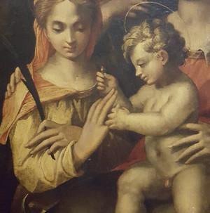 Secondes italiennes. La peinture italienne au musée Jeanne d'Aboville (2017)