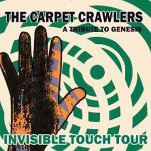 CARPET CRAWLERS (UK) - Tribute Genesis (2017)