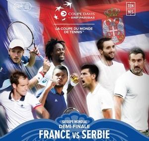 Demi-Finale de Coupe Davis 2017 (2017)