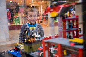 Bienvenue dans l'univers fantastique des briques LEGO® à Semécourt (2017)