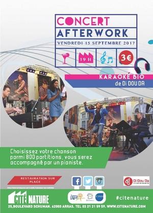 AfterWork Karaoké bio (2017)