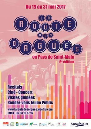 Festival La Route des Orgues en Pays de Saint-Malo (2017)