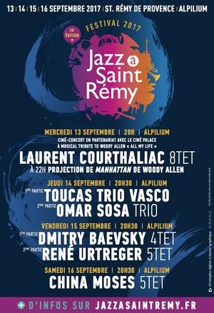 Festival de Jazz Saint Rémi, 10è édition (2017)