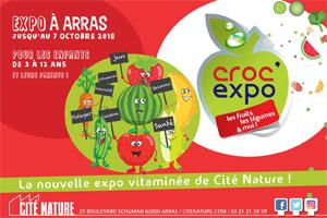 CROC'EXPO, LES FRUITS, LES LEGUMES & MOI (2017)