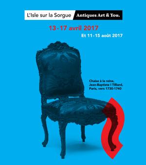 L'Isle sur la Sorgue Antiques Art & You  (2017)
