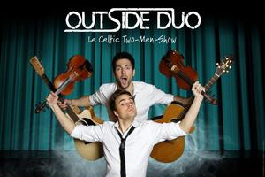 """""""outside duo"""" en concert unique (2017)"""
