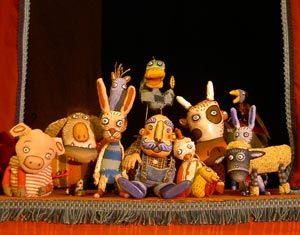 Jazir, théâtre de marionnettes par la Cie Drolatic Industry (2017)
