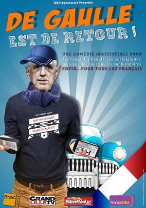 De Gaulle est de retour