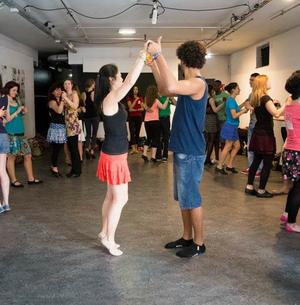 Cours de danse brésilienne forro