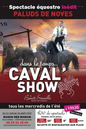 Flyer spectacle