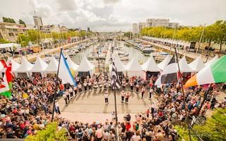 Lorient : Vibrer au son du biniou