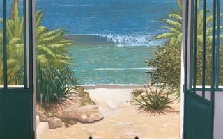 Jean Pierson, La dolce vita…de Capri à Formentera