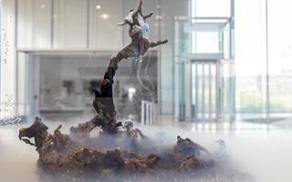 De l'art contemporain au Louvre-Lens