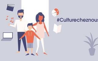 Confinement et culture à distance : la Nouvelle-Aquitaine pleine de ressources !