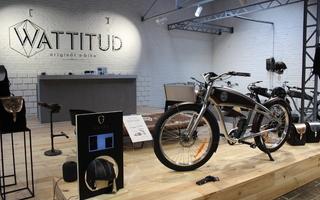 Roues libres: Wattitud ouvre sa boutique showroom de vélos électriques d'exception