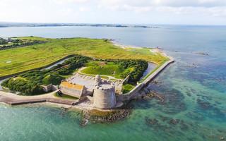 Découvrir l'Ile Tahitou (Saint-Vaast-La-Hougue)