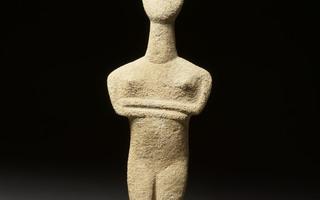 Idoles, l'art des Cyclades et de l'Anatolie à l'Âge de bronze