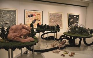 Les expositions du Musée Soulages