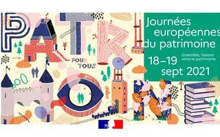 Redécouvrir nos régions avec les Journées Européennes du Patrimoine
