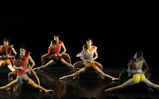 La traversée des ballets