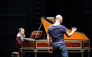 Une star du clavecin au Louvre-Lens