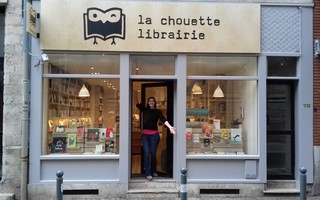 La (très) chouette librairie