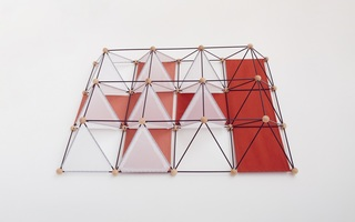 Exposition Prismatiques, stratégie des petites faces à Montbéliard