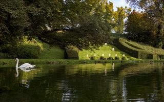 Réouverture des Jardins d'Eau d'Annevoie