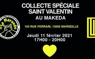Collecte du Makeba pour la Saint- Valentin