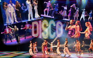 Disco Live Fever, à Montlouis-sur-Loire