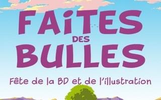 Annulation du Festival Faites des Bulles