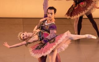 Le ballet Dans les pas de Noureev, à voir en streaming