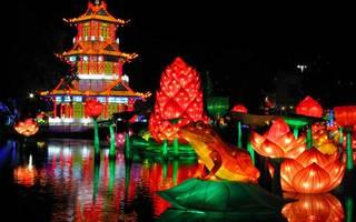 Festival des lanternes : la Chine s'invite à Gaillac !