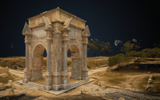 Bâtir un Empire, une exploration virtuelle des mondes romains