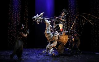Machines à rêver pour opéra spectaculaire