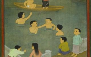 Mai-Thu, 1906-1980: écho d'un Vietnam rêvé, au Musée des Ursulines de Mâcon