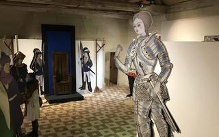 Mythes et légendes de la Forteresse Royale de Chinon