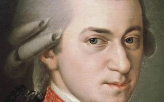 Mozart tout en contrastes